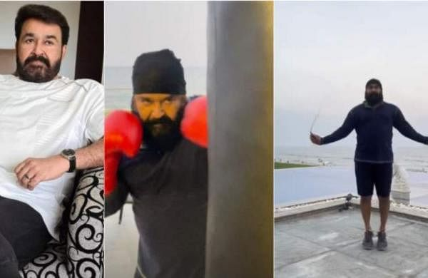 mohanlal_workout