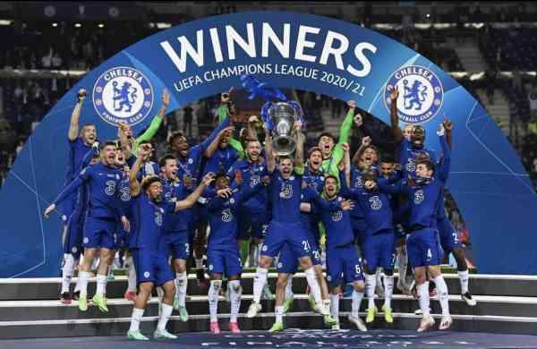 chelsea won champions league