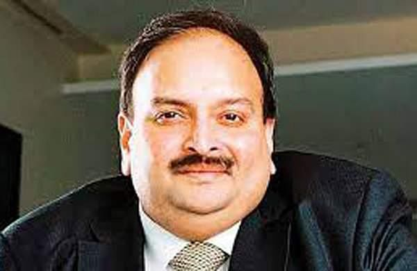 Woman who travelled with Mehul Choksi