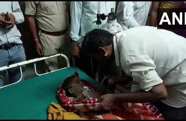 4-year-old boy who fell into over 90-feet-deep borewell