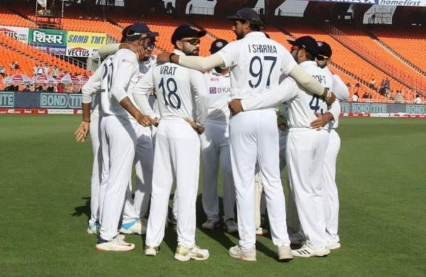 India's squad of 20 for WTC final