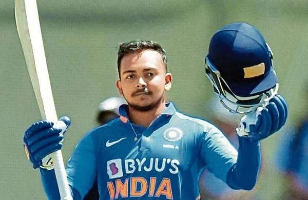 Prithvi Shaw asked to reduce weight