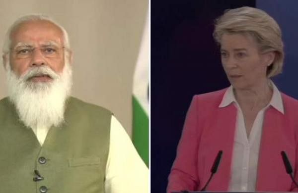 EU stands firmly at the side of India