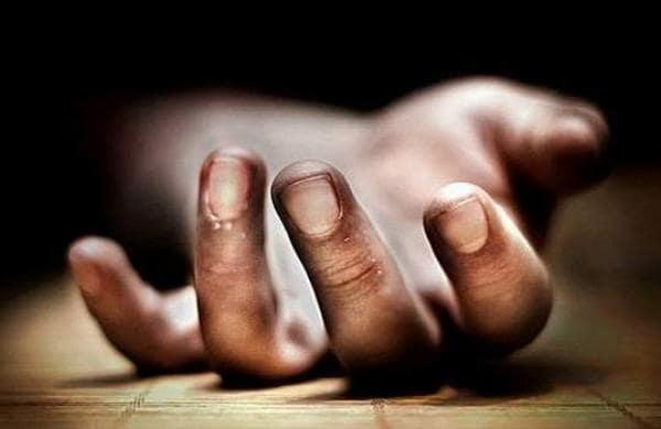 elder lady found dead in house