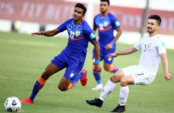 Progress in Asian Cup Qualifiers