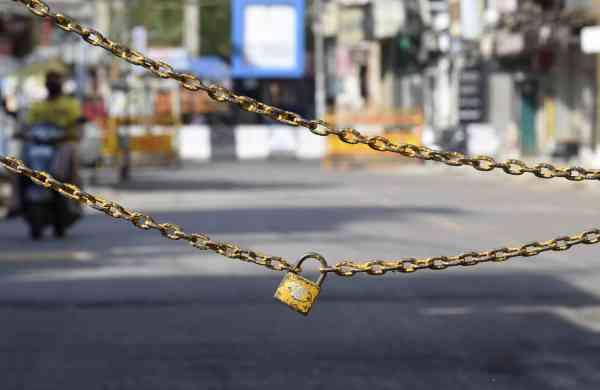 Lockdown withdraws