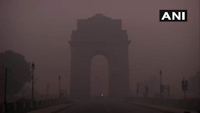 Delhi Records Lowest Temperature In June