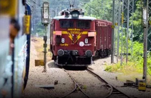 Woman killed in running train