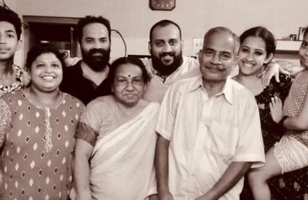 Sowbhagya Venkitesh_family