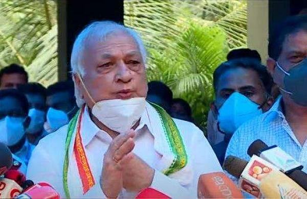governor arif mohammed khan against dowry system