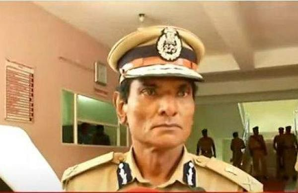 Anil Kant is the state police chief
