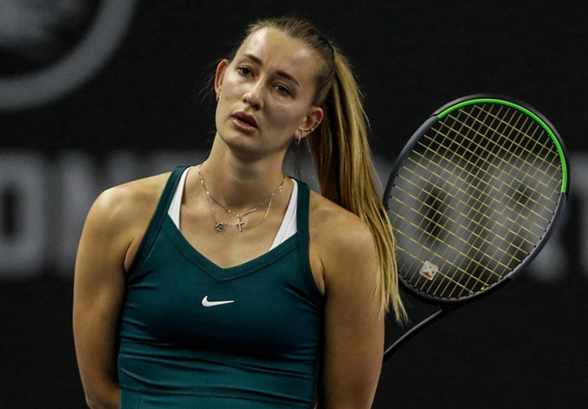 Russian Tennis Player Arrested