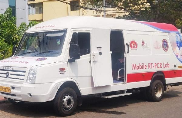 Mobile RTPCR test labs to continue