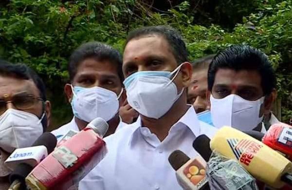 police enquired k surendran