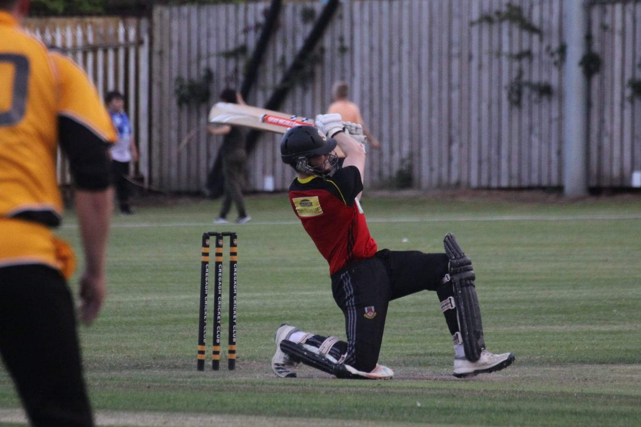club cricketer hits 6 sixes