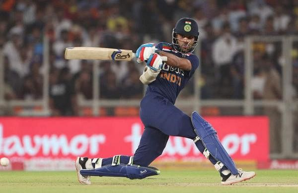 Dhawan could surpass Ganguly