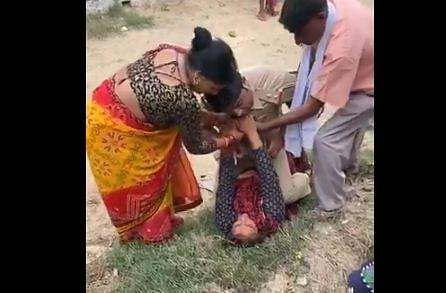 POLICE ASSAULT IN UP