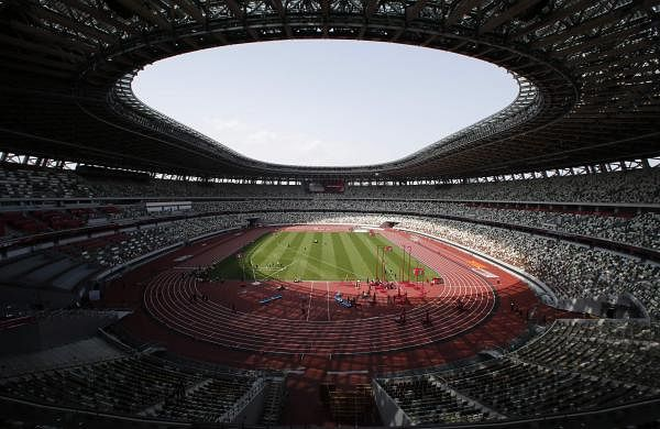 general_view_of_National_Stadium_during_an_athletics_test_event_for_the_Tokyo_2020_Olympics_Games_in_Tokyo