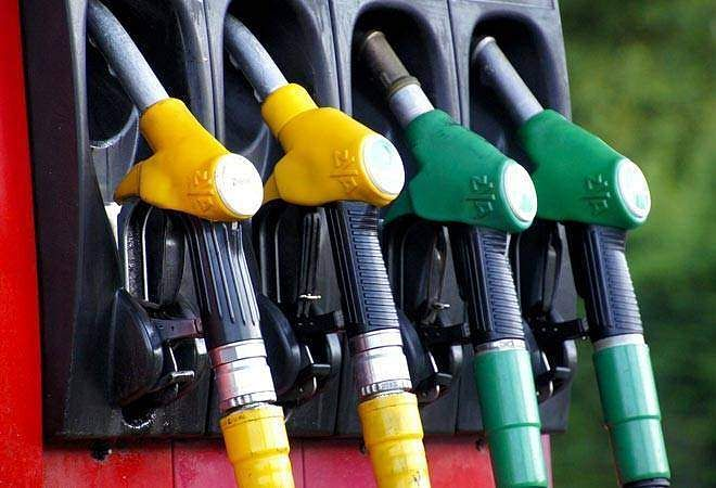 excise collections on petrol, diesel