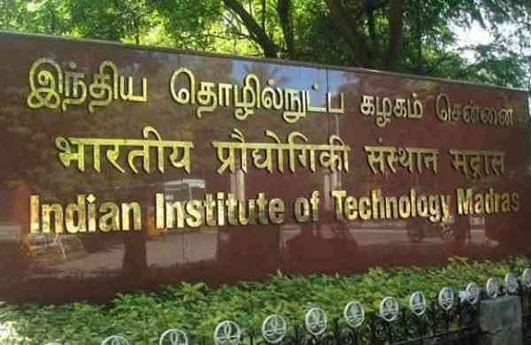 teacher resigns from Madras IIT