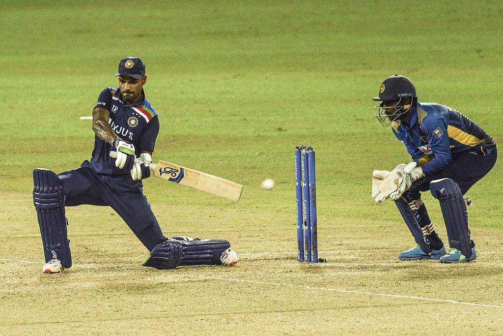 India lose two wickets