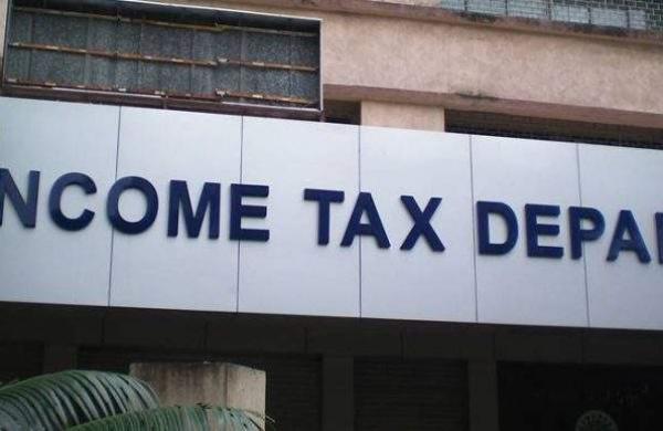 Tax department raids