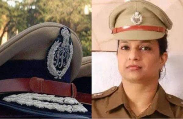 Bharti_Arora_IPS_Officer