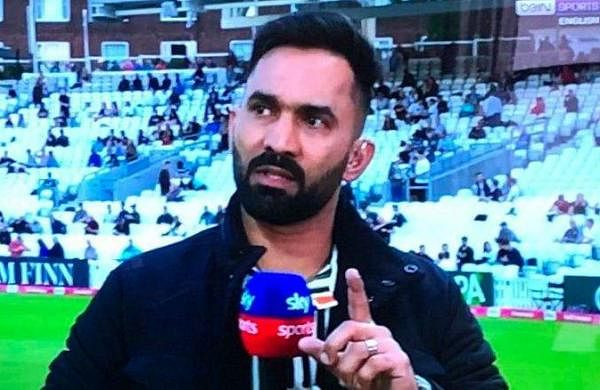 Dinesh Karthik criticized for 'bats are like neighbor's wife' comment