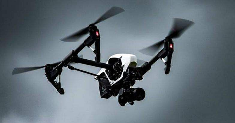 DRONE THREATS IN INDIA