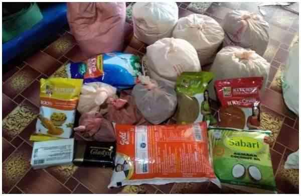ration distribution in kerala