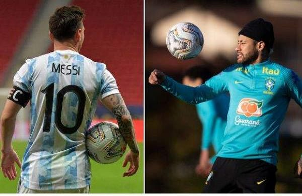 Neymar puts Messi friendship