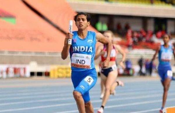 indian_u20_relay_team