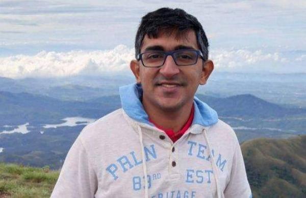 lawyer Harish Vasudevan