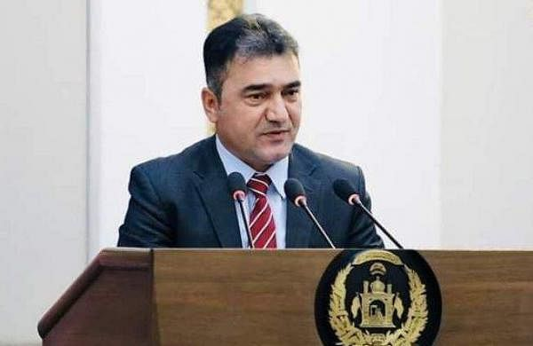 Head of Afghanistan government's media department