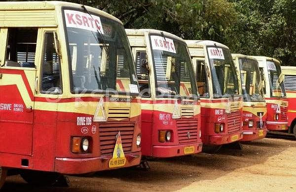 KSRTC for waste collection