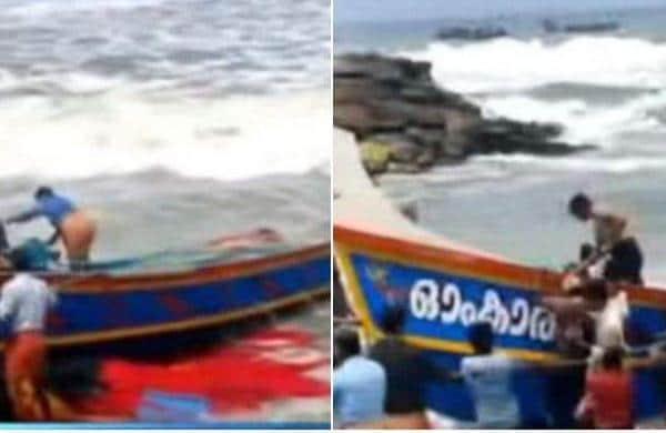 boat accident azheekal