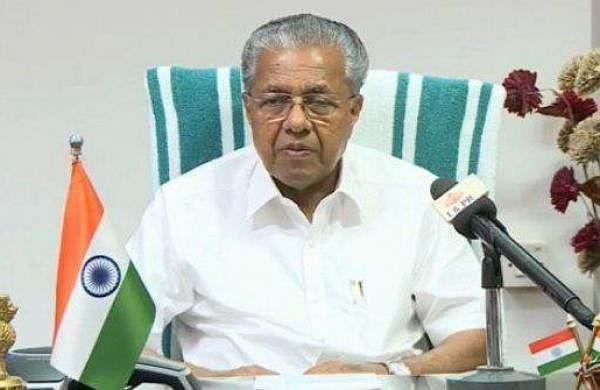 chief minister pinarayi vijayan