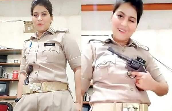 woman constable resigned