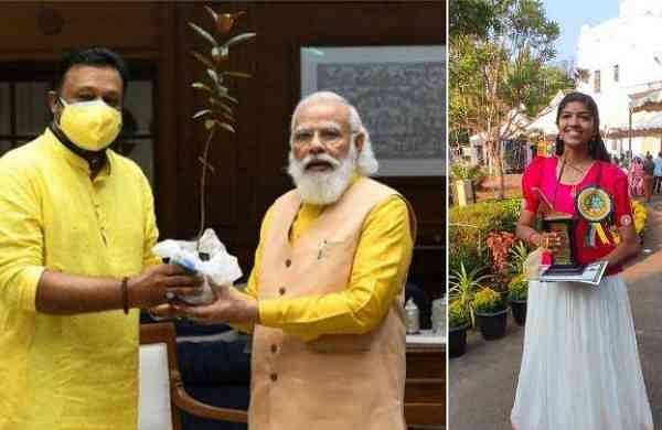 suresh gopi and narendra modi