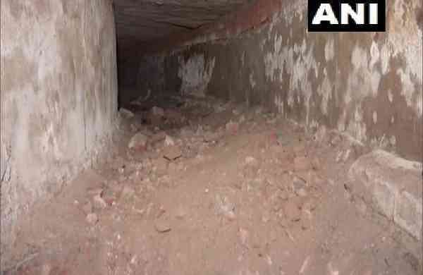 Tunnel To Red Fort Found