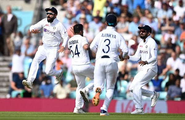 England lose two wickets